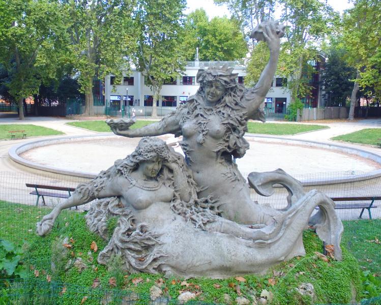 Montagnola Mermaids.  Photo © Philip Jepsen
