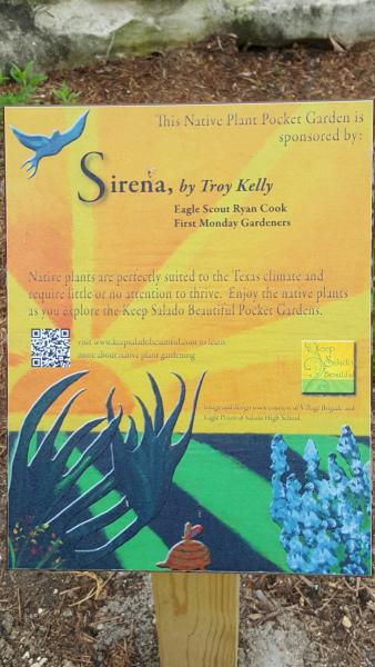 Sirena of Salado - information
