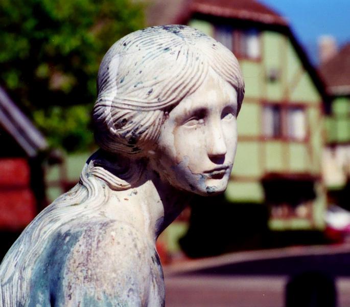 The Little Mermaid, Solvang CA