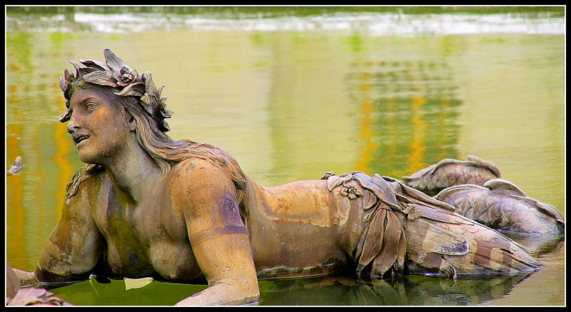 Nereid at Versailles. Photo © by Toto.