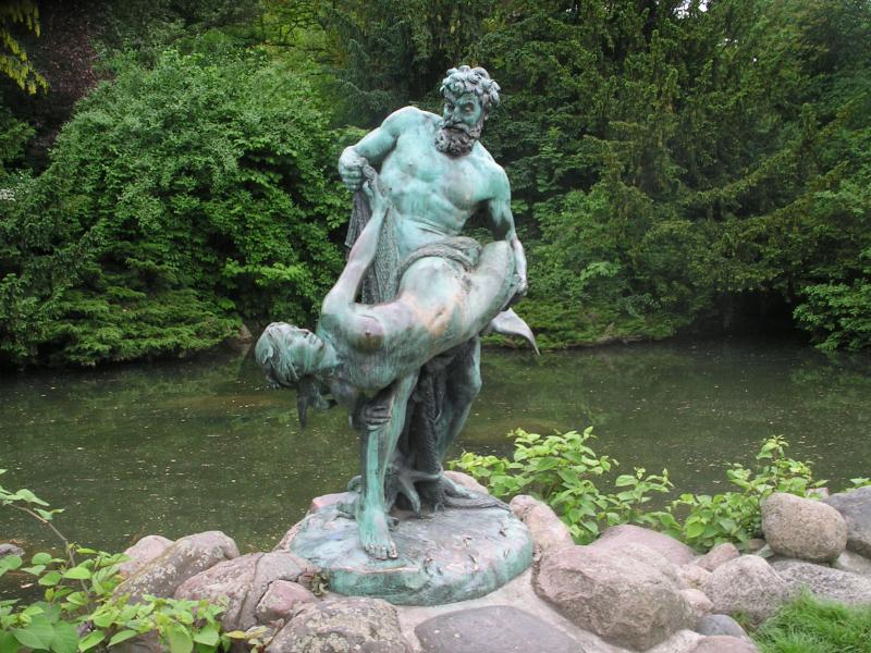 The Rare Catch in Berlin's Viktoria Park. Photo © by Bergfels