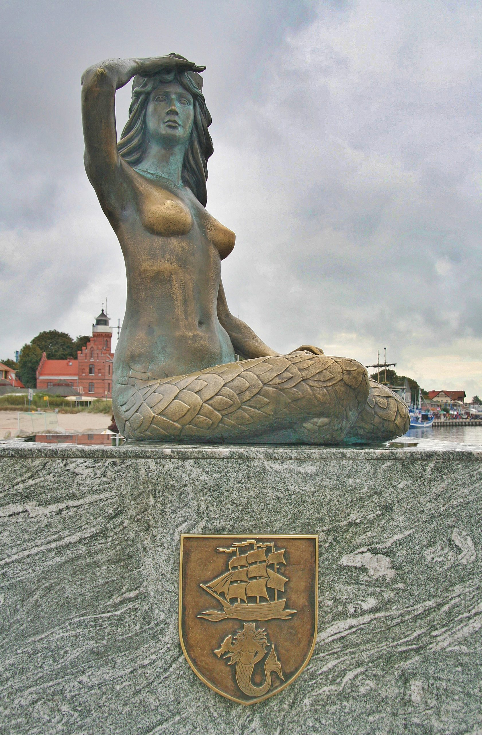 Ustka Mermaid