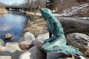 Flat River Mermaid