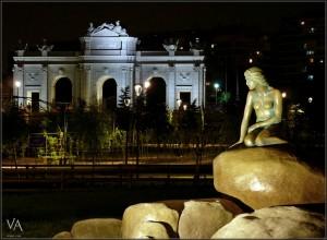 The Little Mermaid, Parque Europa