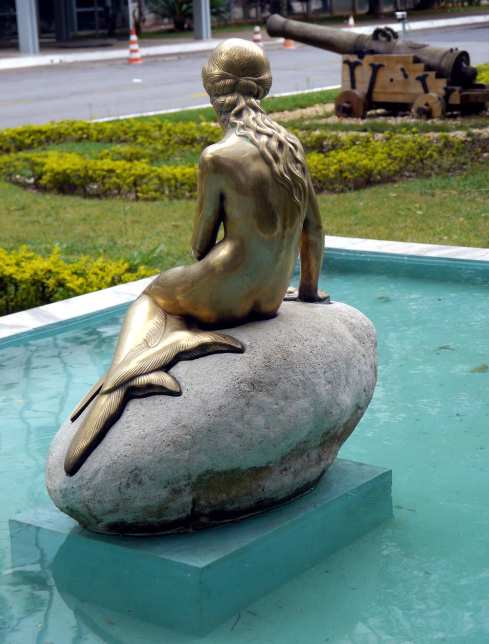 Brazilian Navy's The Little Mermaid