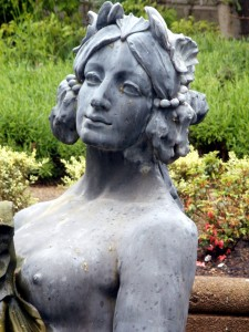 Southport's Mermaid Statue