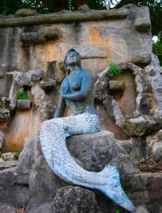 Sirena of Guam mermaid statue