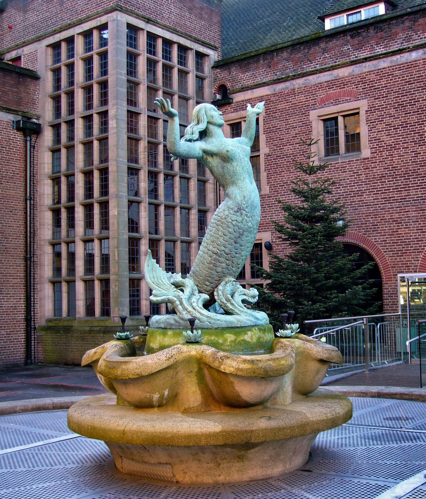 Birmingham Mermaid