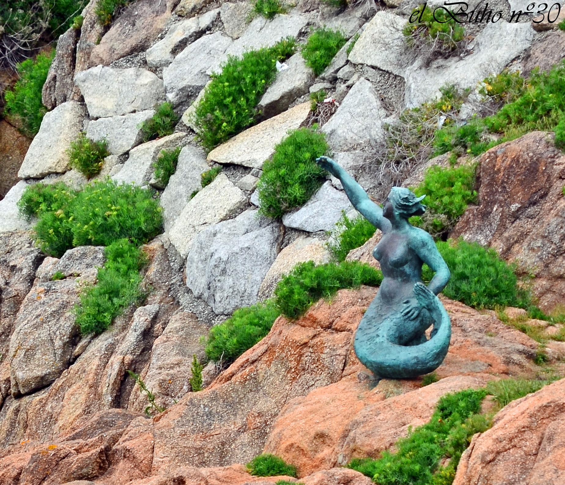La Sirena del Orzán